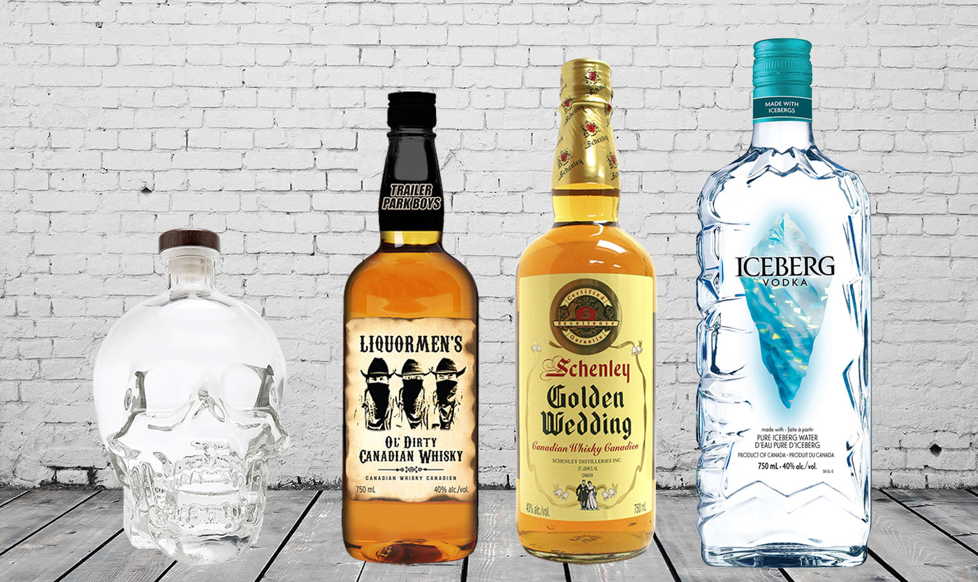 Partner Brands at Rock Spirits